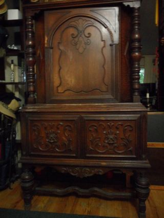 Antique Cabinet. photo