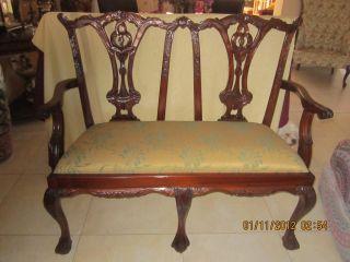 Antique Sofa photo
