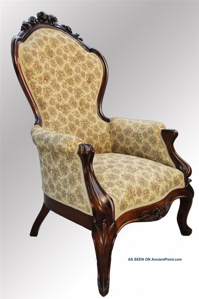 Upholstered Antique Chair Styles Related Keywords