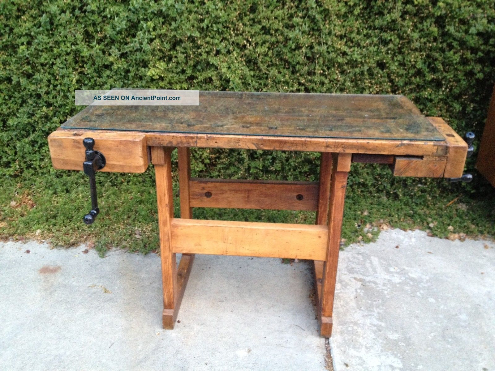 Kitchen Work Bench Table Image Collections Bar Height