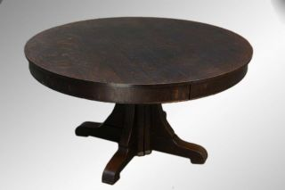 15801 Antique Mission Banquet Table By Imperial photo