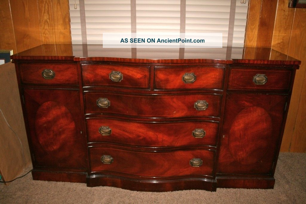 Vintage drexel heritage bedroom furniture passport dresser for G plan heritage dining room furniture