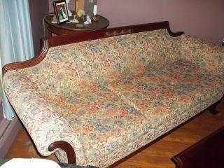 Antique Victorian Sofa photo