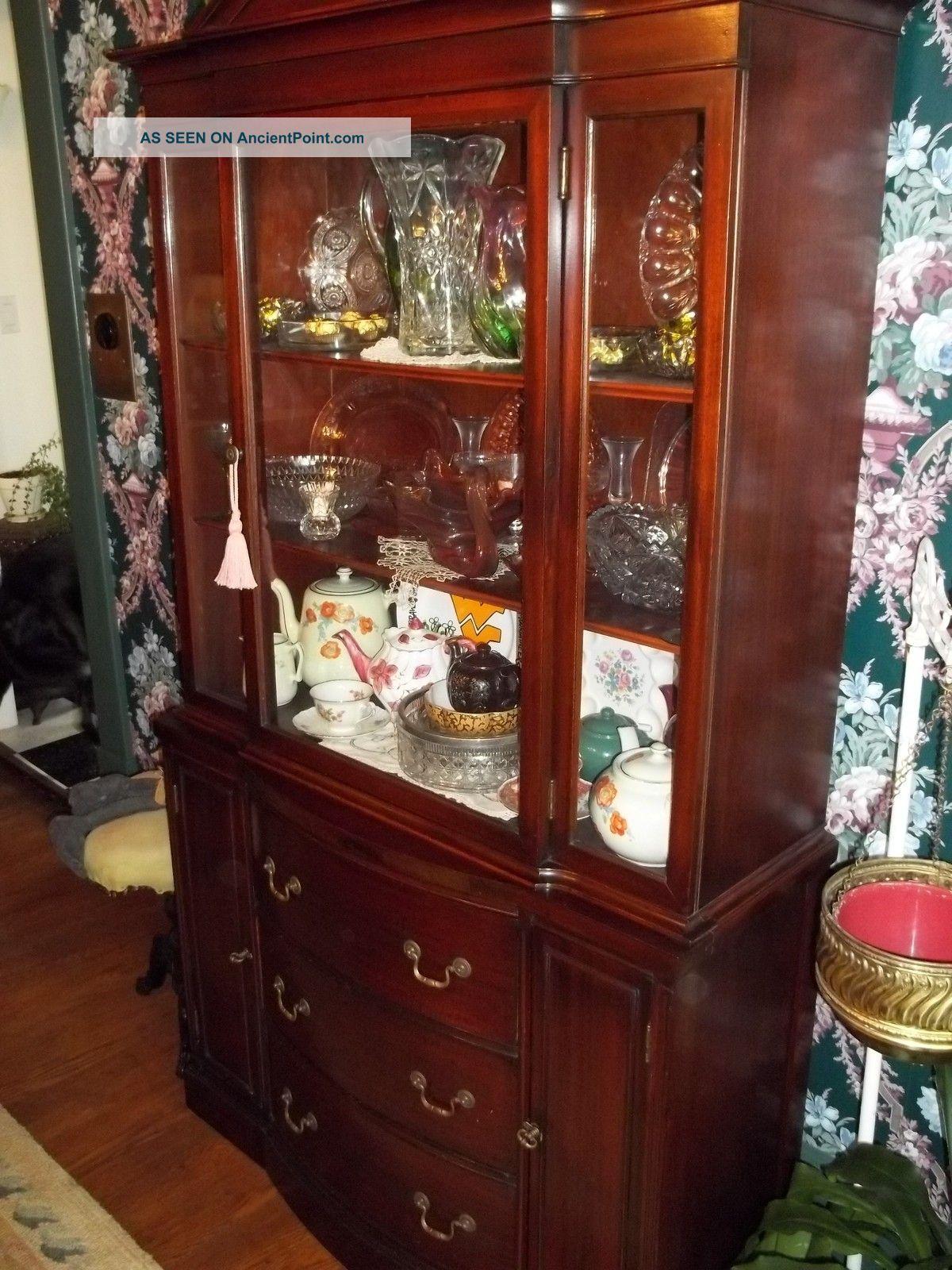 Stunning Vintage Mahogany Dining Room Set 1200 x 1600 · 324 kB · jpeg