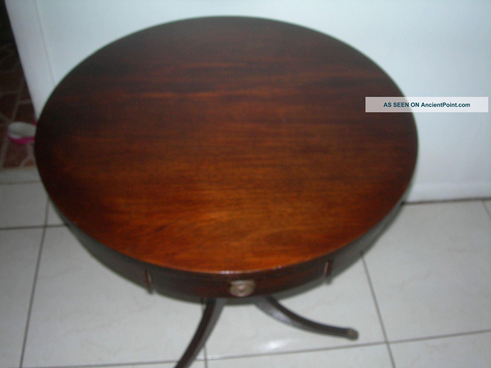 vintage mersman coffee table