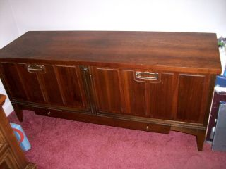 Vintage Lane Cedar Chest With Drawer Pick Up Rhode Island photo