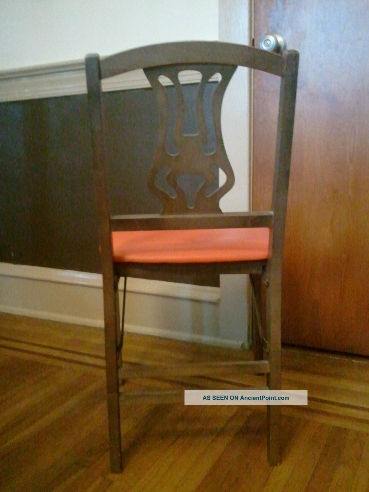 Stakmore Folding Chairs Vintage images