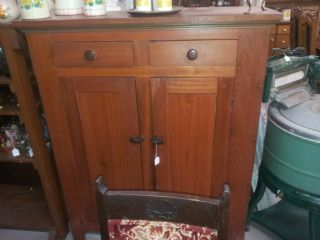 Antique Cupboard photo