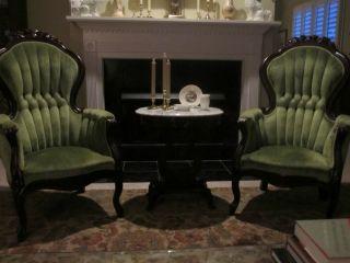 Victorian Gentleman ' S Chairs photo