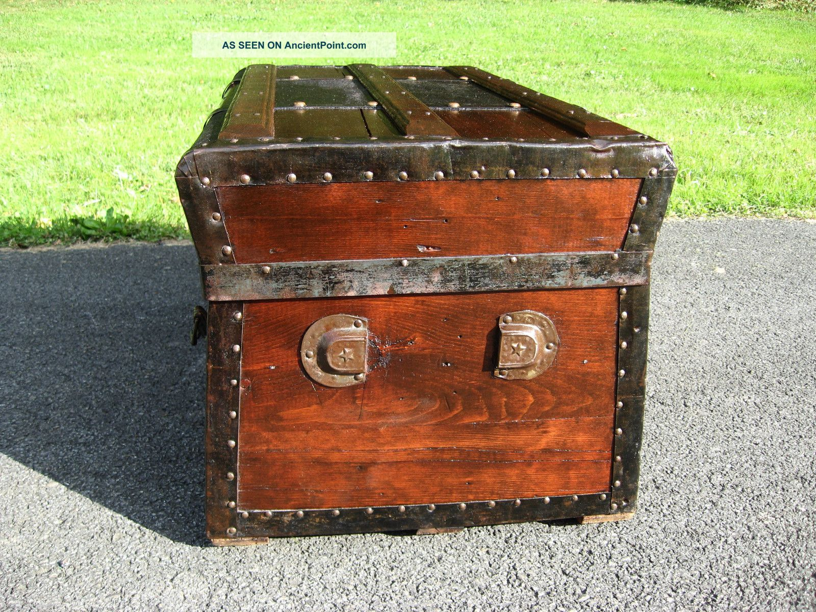 Steamer Trunk Parts - Bing images