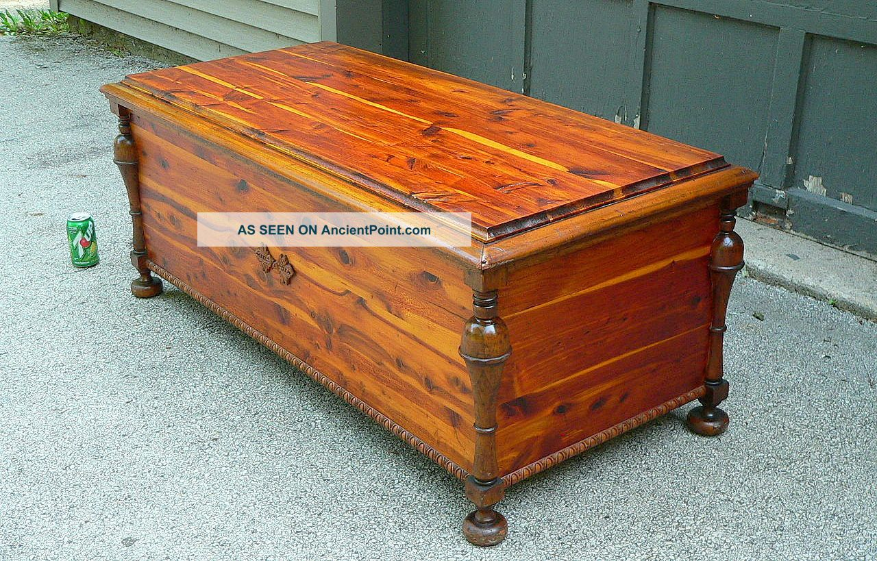 Pictures Of Antique Cedar Armoires