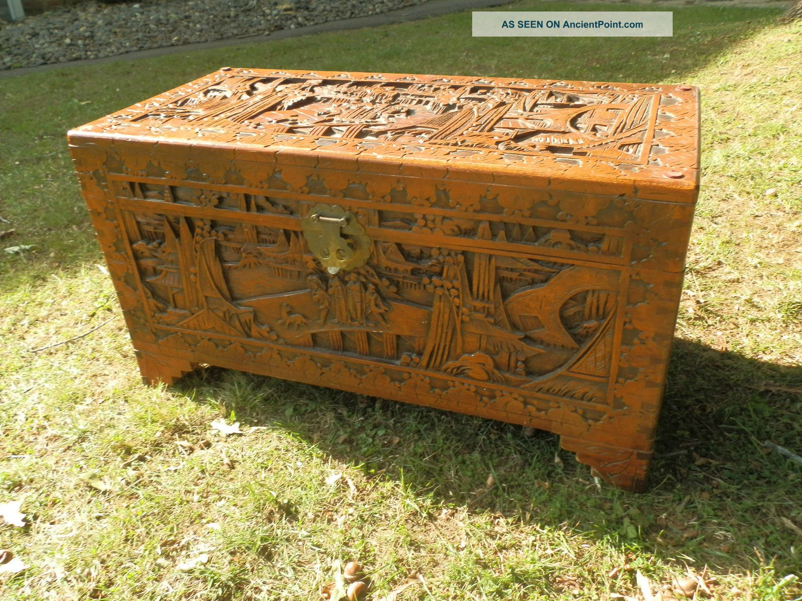 Incredible Hand Carved Camphor Wood Chest 1600 x 1200 · 488 kB · jpeg