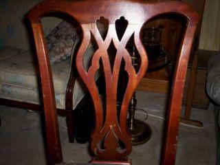 Philadelphia Chippendale Antique Chair,  Great Price 4 An Antique,  Ship Conus photo
