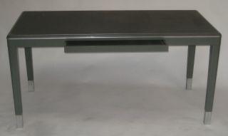 Rare Raymond Loewy Steel Desk photo