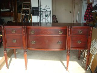 1900 - 1950 Federal Style Buffet/sideboard 69