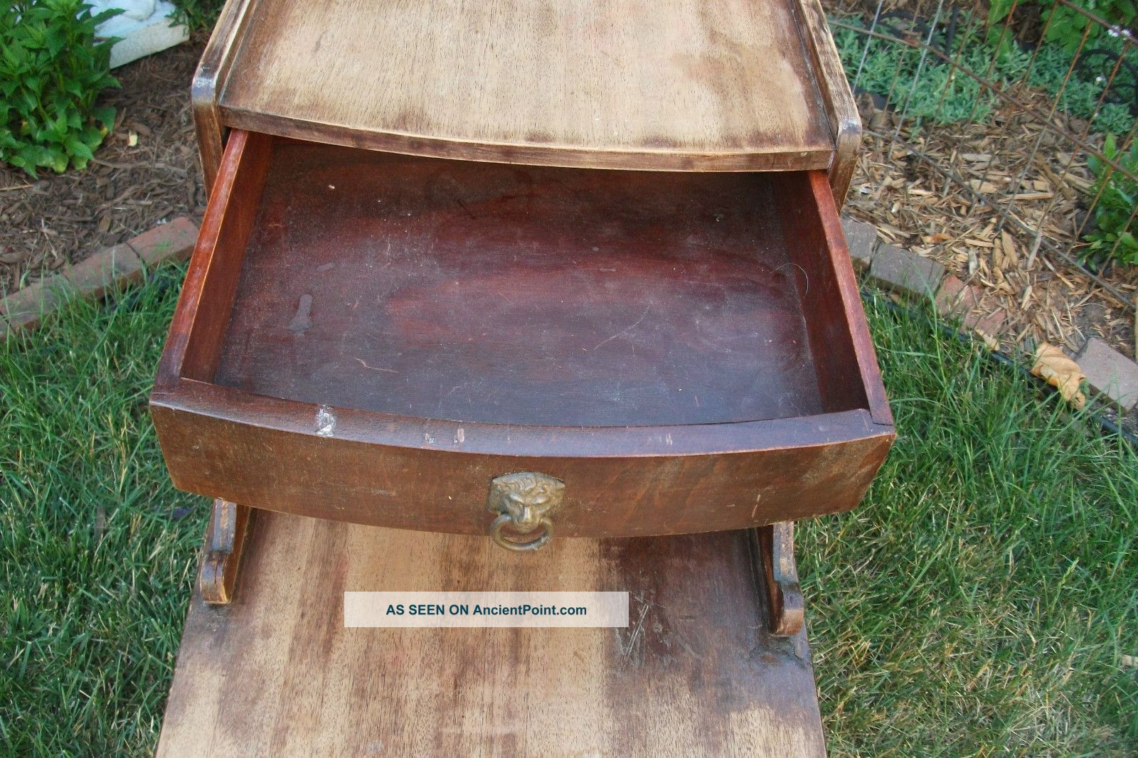 Fabulous Antique Telephone Table with Drawer 1600 x 1066 · 412 kB · jpeg