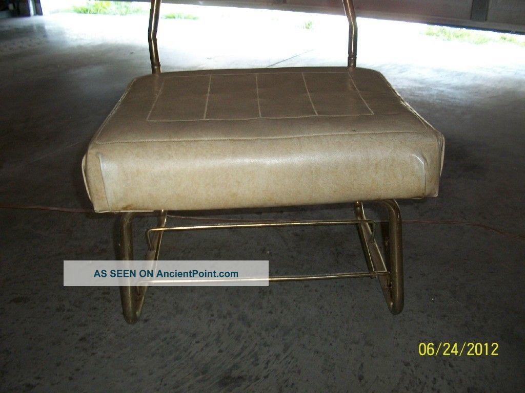 Barcelona Antique Faux Leather Sofa Bed Mattress Sale
