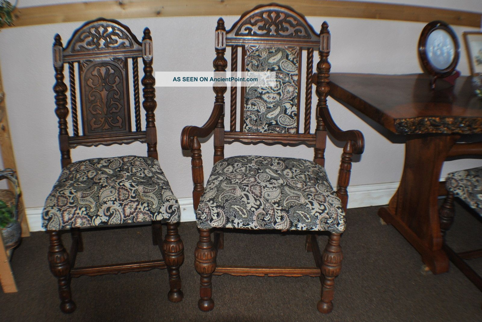 Stunning  _find_unique_ornately_carved_oak_dining_table_and_6_chairs__6_lgw. 1600 x 1071 · 277 kB · jpeg