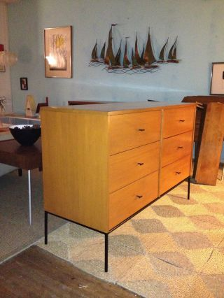 Paul Mccobb Dresser Mid Century Modern Eases Era photo