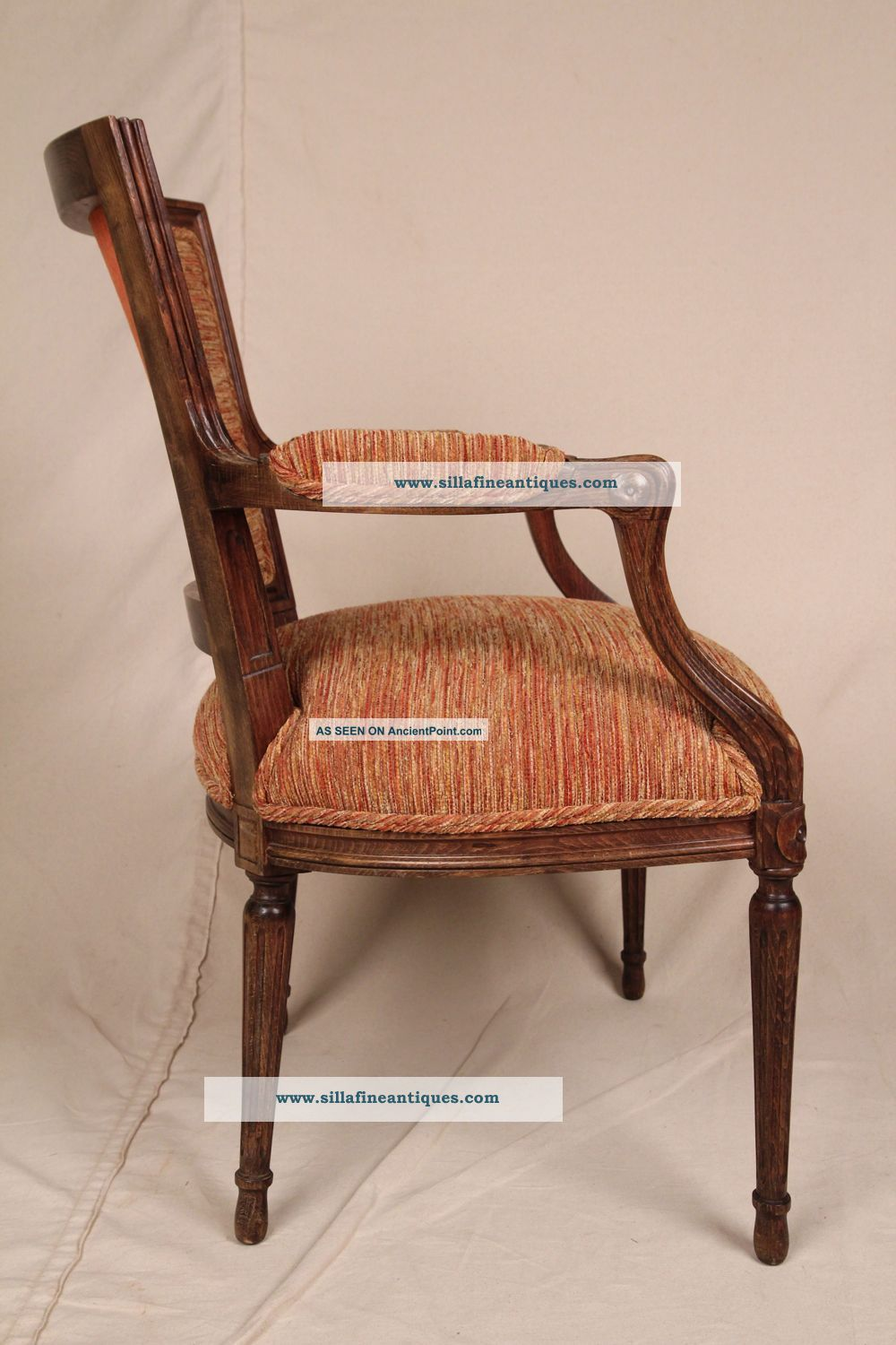 antique upholstered chair styles quotes