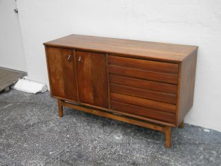 Mid - Century Small Dresser By Stanley 1963 photo