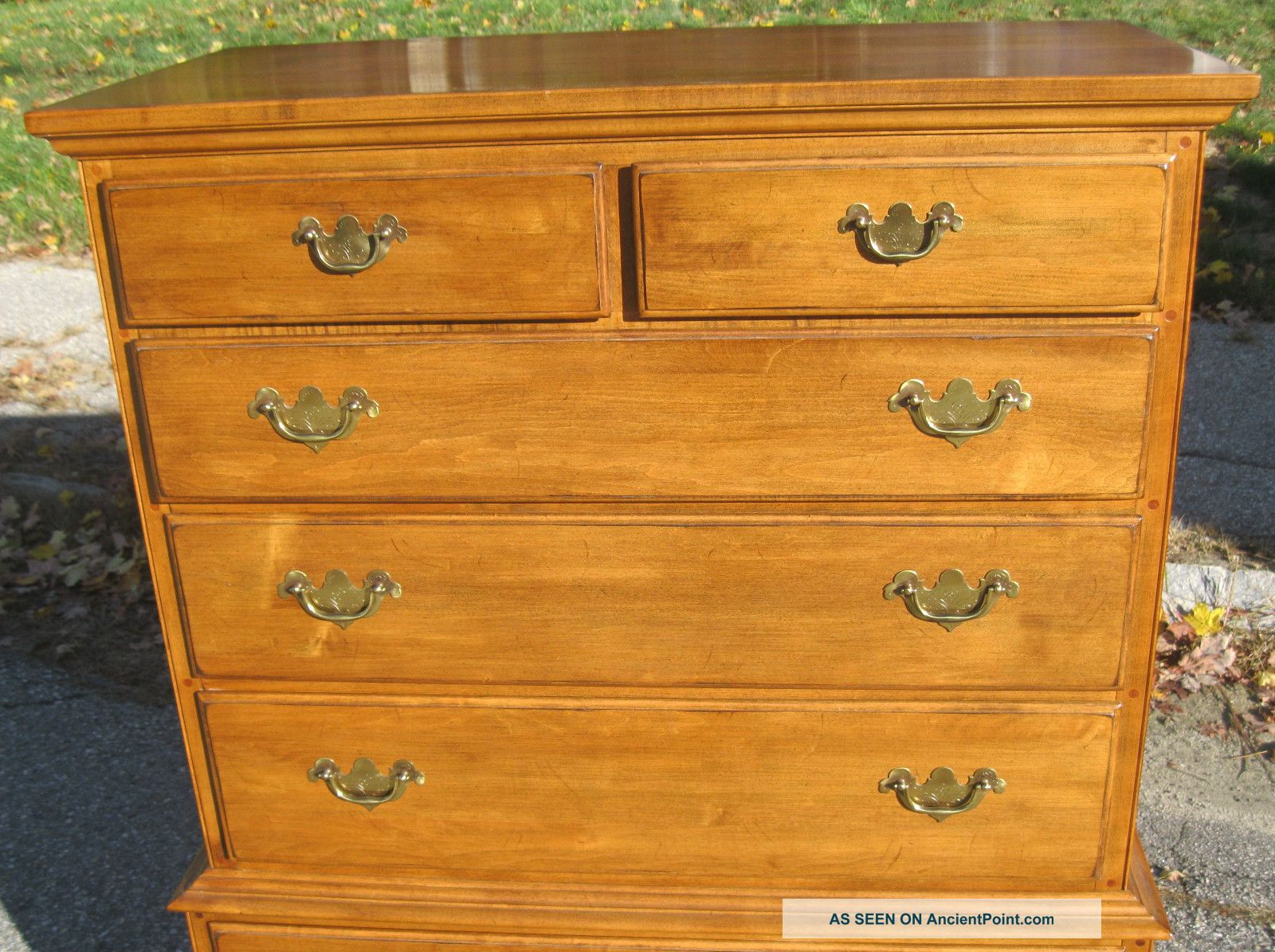teak antique set serpentine maple dresser chest and vintage solid mirror with bedroom oak vanity drawer mahogany red