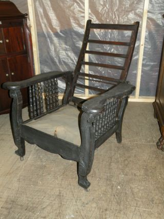 Antique Morris Chair photo
