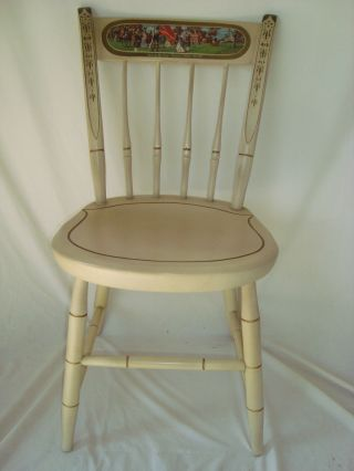 Vintage Nichols & Stone Bicentennial Liberty Edition Chair