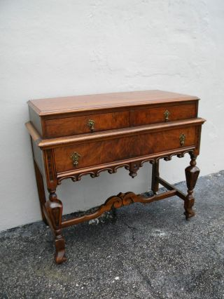 Large Carved Buffet/server By Tomlinson Chair Mfg Co 2167 photo