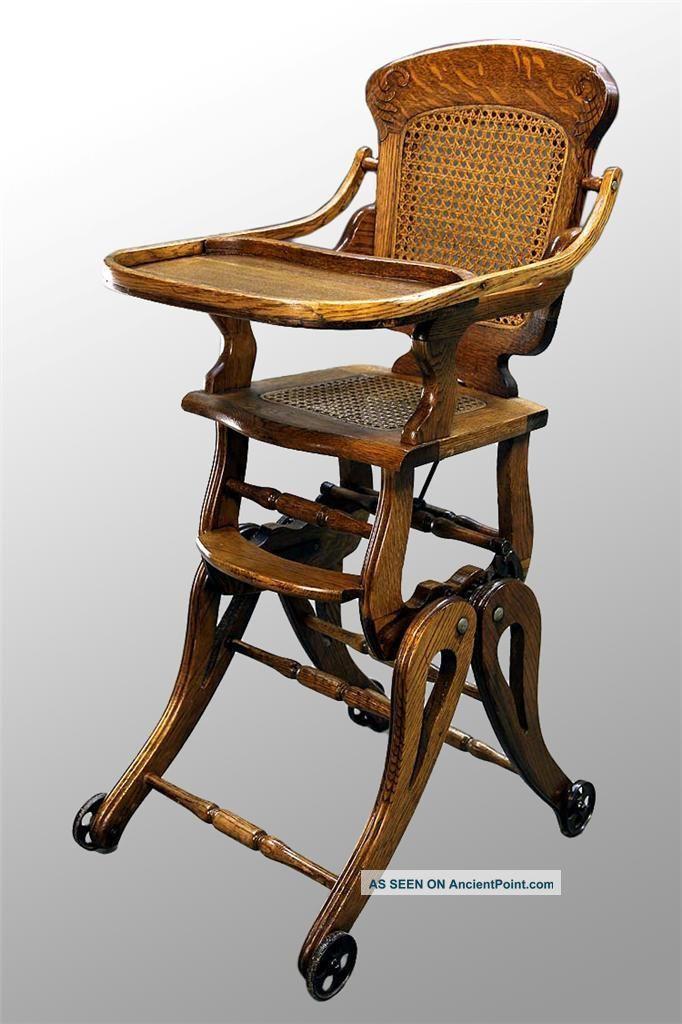 vintage high chair home design 2017