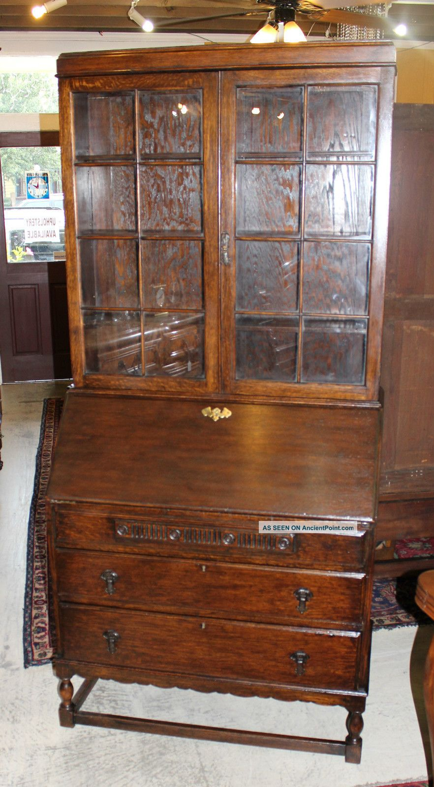 dating antique secretary desk Shop from the world's largest selection and best deals for antique desks & secretaries (1900-1950) shop with confidence on ebay.
