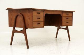 Teak Desk By Svend A.  Madsen photo