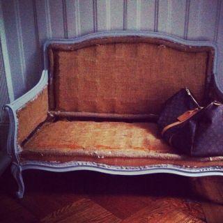 French Sofa photo