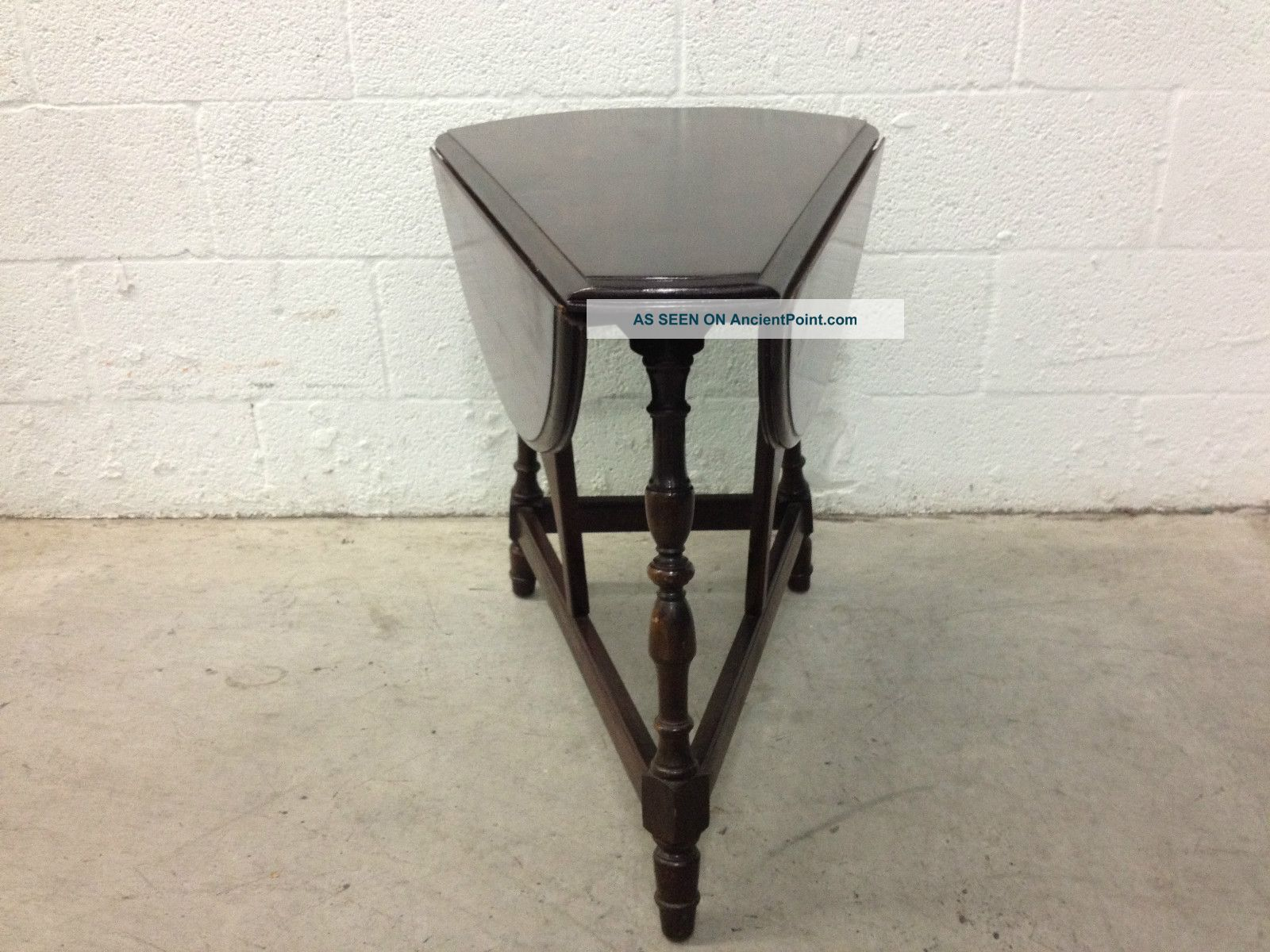 Top  Modern Wood Occasional Table Drop Leaf Gate Legs Post-1950 photo 4 1600 x 1200 · 297 kB · jpeg