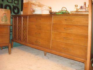 60s Vintage American Of Martinsville Bedroom Suite photo