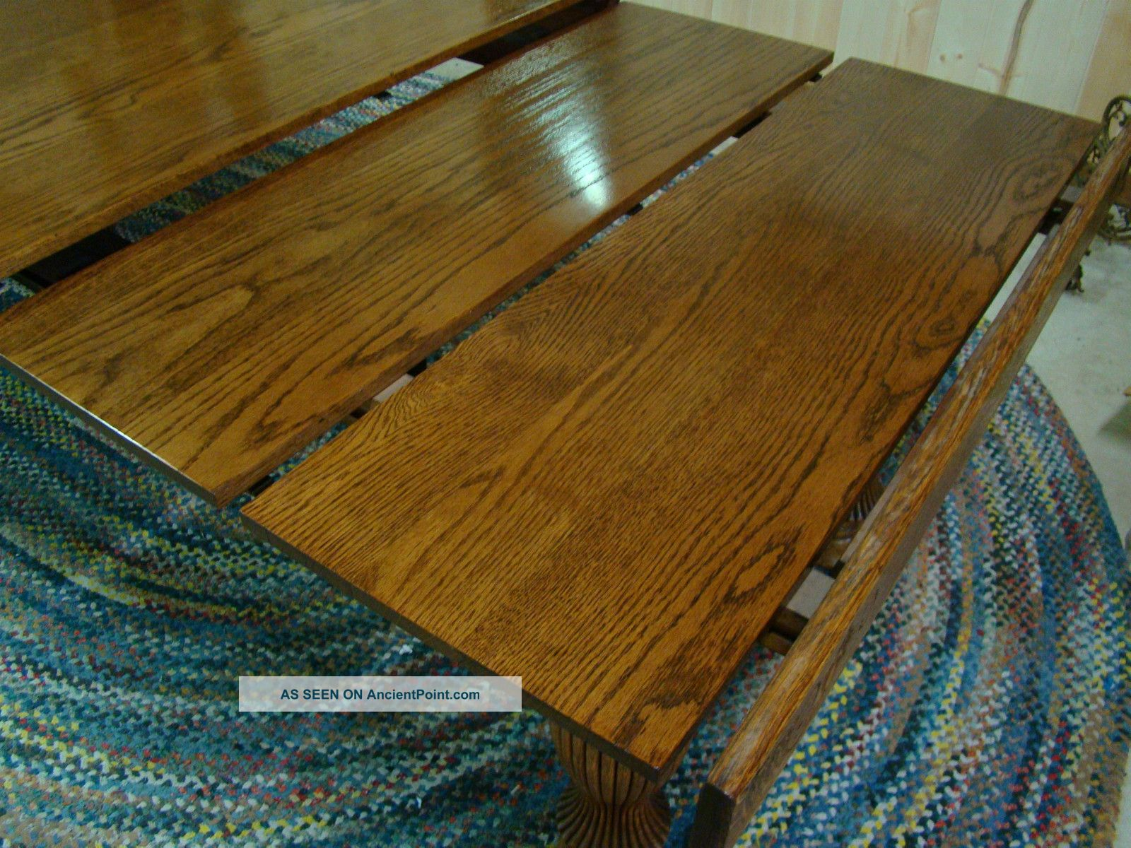Dining Table Dining Table Built In Leaves