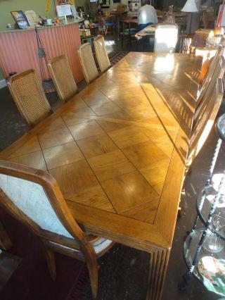 Henredon Oak Large 126