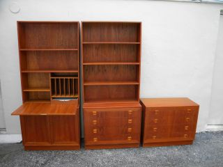 Century Small Dressers With Cabinets By Dyrlund Smith 2345 Photo
