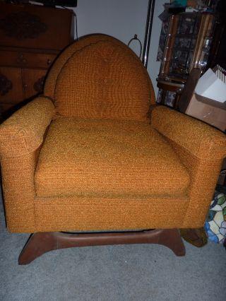 Vintage Adrian Pearsall Chair Danish Mid Century Crafts Associates photo
