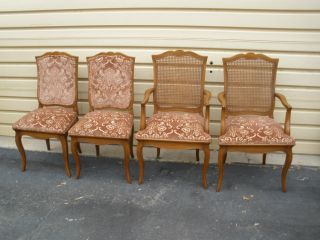 48625 Set 4 John Stuart Dining Room Chairs Chair S photo