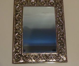 Art Deco Wall Mirror,  Cir - 1930.  Great Design &. photo