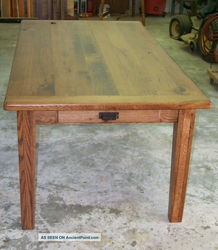 Woodworking Harvest Table - Page 3 of 3 - DIY Woodworking Projects