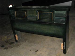 Vintage/antique Bassett Bedroom Set,  Blue Mink,  Headboard,  Dresser,  Dresser photo