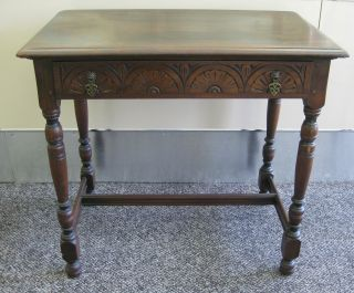 Kittinger Desk,  Late 1800 ' S,  Made Of Walnut,  Amazing Condition photo