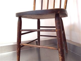 Antique New Orleans Furniture Company Bentwood Chair photo