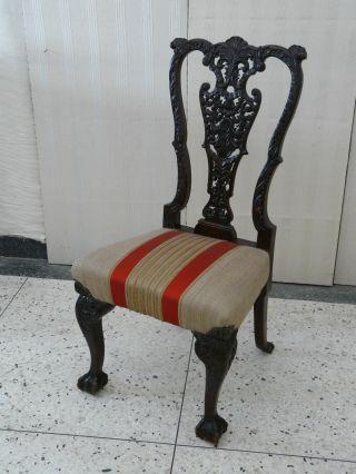 Antique Irish Chair photo