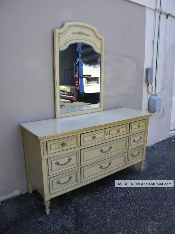 Mirror By Dixie Furniture Company 956