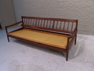 Danish Rosewood Daybed Couch photo
