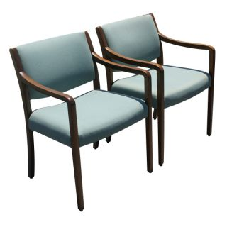 Mid - Century Modern Alma Arm Chairs photo