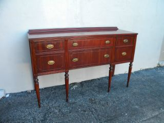 Mahogany Buffet / Server 2720 photo